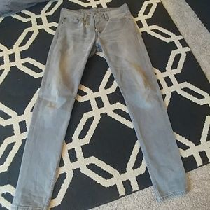 Levi's 511 Grey 32x34 Slim